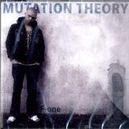 Front View : F-one - MUTATION THEORY (CD) - Dubstar Records / dubstarcd003