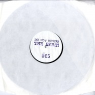 Front View : Milton Bradley - POINT OF NO RETURN - Do Not Resist The Beat 05 (61326)