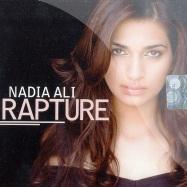 Front View : Nadia Ali - RAPTURE 2011 (MAXI CD) - Rise / rise527cdm