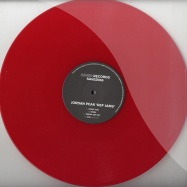 Front View : Jordan Peak - DEF JAMS (RED VINYL) - Saved / Saved065