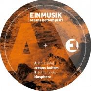 Front View : Einmusik - OCEANS BOTTOM PT.1 - Einmusika / Einmusika011