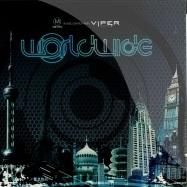 Front View : Varios Artists - WORLDWIDE LP (4X12) - Viper Recordings / Metro / mtrvprlp002