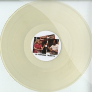 Front View : Jason Bye - PLAYMORE TERRYS EP 2 (CLEAR VINYL) - Playmore / PLAYMORET002