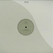 Front View : Onirik & Pablo Tarno - FH02 (BIRDSMAKINGMACHINE RMX) (VINYL ONLY) - Finest Hour / FH02
