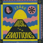 Front View : Jesse - MUSIC FOR EMOTIONS - Haista Records / HST009