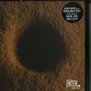 Front View : Richie Hawtin Presents - ENTER.IBIZA2015 (4CD BOX MIXED) - Minus / ENTER2015CD