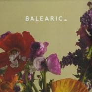 Front View : Various Artists - BALEARIC (2X12 LP) - Balearic / blrc1lp
