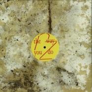 Front View : Rheinzand - THE WAY YOU DO EP (INCL. LOKIER REMIX) - Les Disques De La Mort / DLM010