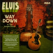 Front View : Elvis Presley - WAY DOWN IN THE JUNGLE (2X12 LP) - Sony Music / 88985318111
