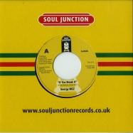 Front View : Energy MC2 - IF YOU BREAK IT / OTHER SIDE OF THE MIRRIR (7 INCH) - Soul Junction / sj536