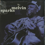Front View : Melvin Sparks - LIVE AT NECTARS (LP) - One Note Records / ONRLP021