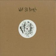 Front View : Glas RM / Speak7 / Loop LF / Unknown Artist - VARIOUS EP - Well Street / WSR 002