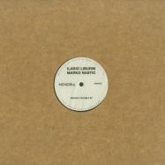 Front View : Ilario Liburni / Marko Nastic - DOUBLE TROUBLE EP - Memoria Recordings / MEM046