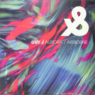 Front View : Guy J - AURORA / AIRBORNE (2021 REPRESS) - LOST&FOUND / LF048
