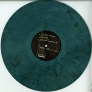 Front View : Soul Intent - THE TIDE EP (BLUE, BLACK & CLEAR VINYL) - Lossless / LOSS010