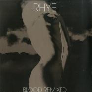 Front View : Rhye - BLOOD REMIXED (GREY 2LP) - Loma Vista / LVR00589 / 7208842