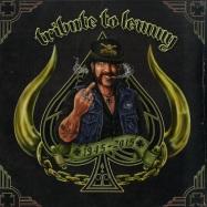 Front View : Various - TRIBUTE TO LEMMY (LTD YELLOW LP) - Metal Bastard Enterprises / MB 109