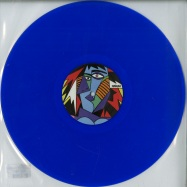 Front View : Unknown Artist - QNQNALTFEL0013846 (BLUE / 180G / VINYL ONLY) - QNQN / ALTFEL0013846C