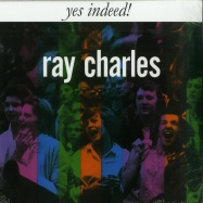 Front View : Ray Charles - YES INDEED! (LP) - Wax Love / WLV82125 / 00133741
