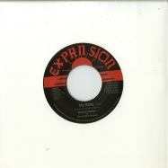 Front View : Ronnie McNeir - MY BABY / HOLD ON (7 INCH) - Expansion  / EXS015