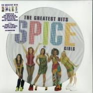 Front View : Spice Girls - GREATEST HITS (LTD PICTURE LP + MP3) - Virgin / SPICE2019 / 7751833