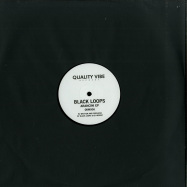 Front View : Black Loops - ARANCINI EP (HAND-NUMBERED, VINYL ONLY) - Quality Vibe Records / QVW006