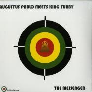 Front View : Augustus Pablo meets King Tubby - THE MESSENGER (COLOURED LP) - Griffiths Records / GRLP235C / 00135556