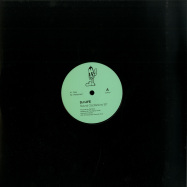 Front View : DJ Life - NEURAL OSCILLATIONS EP - Echocentric Records / ECR001