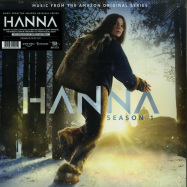 Front View : Various Artists - HANNA: SEASON 1 O.S.T. (WHITE 2LP) - Invada Records / LSINV221LP / 39147071