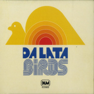 Front View : Da Lata - BIRDS (CD) - Da Lata / DLM004CD / 05183012