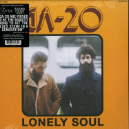 Front View : GA-20 - LONELY SOUL (LP) - Karma Chief / KCR12004LP / 00136288