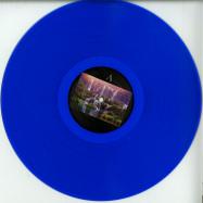 Front View : Fleck ESC - SHELTERS (BLUE COLOURED, 140 G VINYL) - Untitled Recs / URBLUE 03