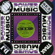 Front View : Johnny Funk - IN THE GHETTO/ HERE COMES JOHNNY (INCL. ELECTRO FORCE RMX) - 303 Records / 303-04