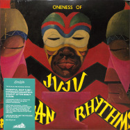 Front View : Oneness Of Juju - AFRICAN RHYTHMS (LP) - Now Again / NA5179LP