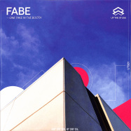 Front View : Fabe - ONE TAKE IN THE BOOTH (PINK COLOURED VINYL) - Up The Stuss / UTS01