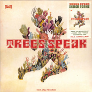 Front View : Trees Speak - SHADOW FORMS (2LP + 7 INCH) - Soul Jazz / SJRLP457 / 05202641