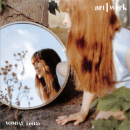 Front View : VONDA7 - LET GO (CLEAR LP) - art werk / AW015