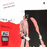 Front View : Miles Davis - 1958 MILES (180G LP) - WaxTime / 772173