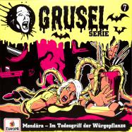 Front View : Andre Minninger - MONDÄRA - IM TODESGRIFF DER WÜRGEPFLANZE (LP) - Sony Music / 19439822951