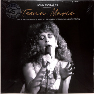 Front View : John Morales presents Teena Marie - LOVE SONGS & FUNKY BEATS - REMIXED WITH LOVING DEVOTION (3LP) - BBE / BBE605ALP