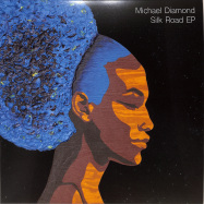 Front View : Michael Diamond - SILK ROAD EP - Salin Records / SALIN012