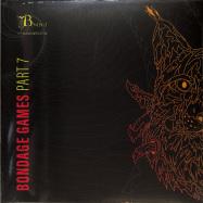 Front View : Various Artists - BONDAGE GAMES PART 7 (180G 3X12 INCH / VINYL ONLY) - Bondage Music / BOND12060