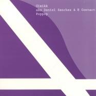 Front View : Gimikk aka Daniel Sanchez & E Contact - POPPOP - Area Remote / Area003
