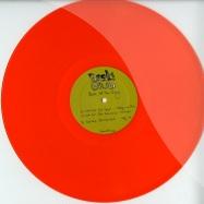 Front View : Basti Grub - BASTI AND THE GANG (COLOURED VINYL) - Desolat X / Desolatx014