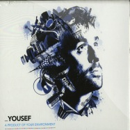 Front View : Yousef - A PRODUCT OF YOUR ENVIRONMENT (UNMIXED CD) - Circus Recordings / CIRCUSCD02