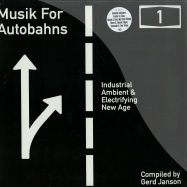 Front View : Gerd Janson Presents - MUSIK FOR AUTOBAHNS (2X12 INCH) - Rush Hour / RH125LP