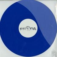 Front View : Pryda - RECOMONDOS / BERGEN (BLUE VINYL) - Pryda / PRY023