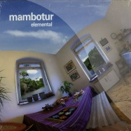 Front View : Mambotur - ELEMENTAL (CD) - Cosmo Records / Cosmo006