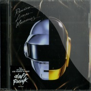 Front View : Daft Punk - RANDOM ACCESS MEMORIES (CD) - Columbia / 88883716862