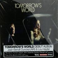Front View : Tomorrows World - TOMORROWS WORLD (CD) - Naive / NV827611